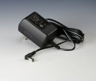 photo of a Kliplite LED music light AC adapter